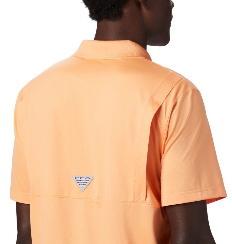 Skiff Cast™ Polo | 873 | XXL Men's PFG Skiff Cast™ Polo, Bright Nectar, a3