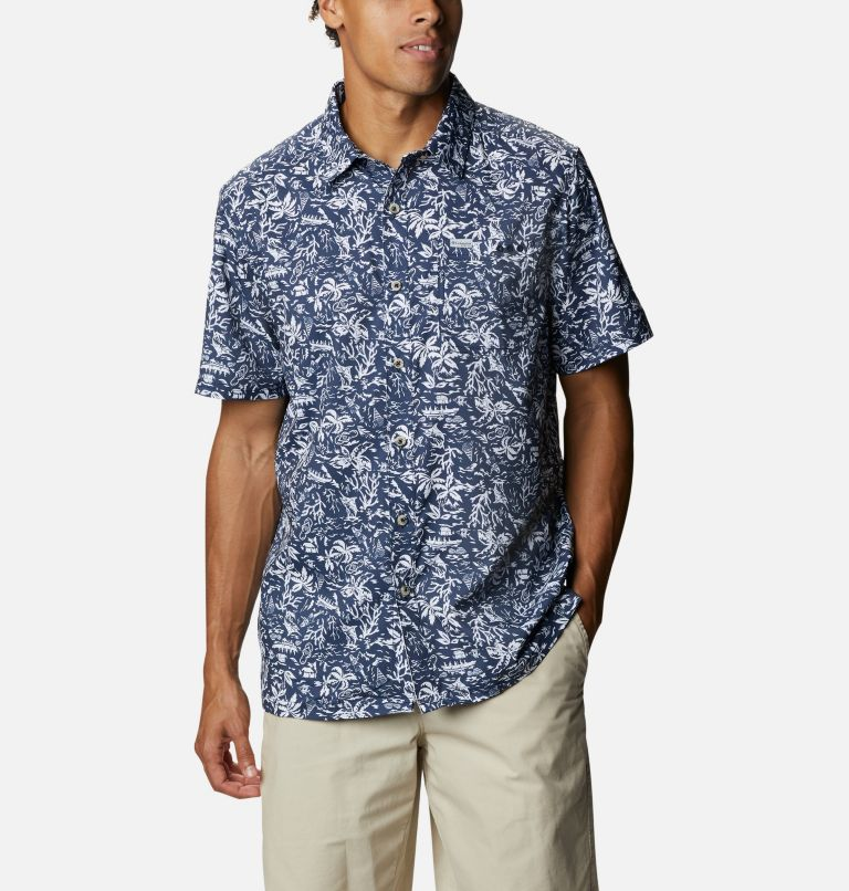 Men's PFG Super Slack Tide™ Camp Shirt Men's PFG Super Slack Tide™ Camp Shirt, front