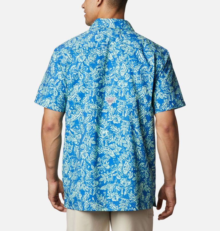 Men's PFG Super Slack Tide™ Camp Shirt Men's PFG Super Slack Tide™ Camp Shirt, back