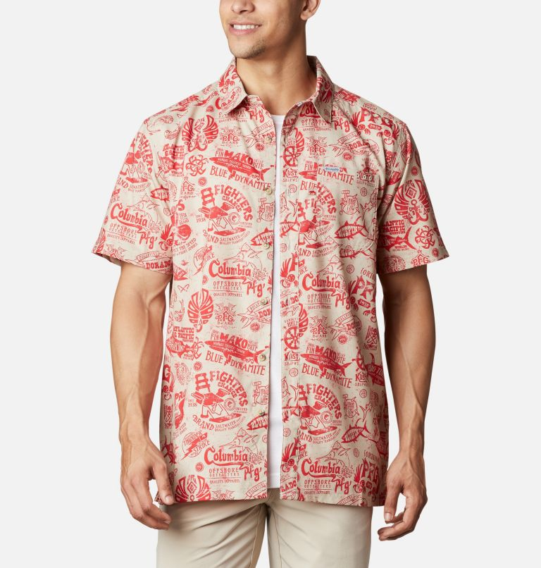 Men's PFG Super Slack Tide™ Camp Shirt Men's PFG Super Slack Tide™ Camp Shirt, front