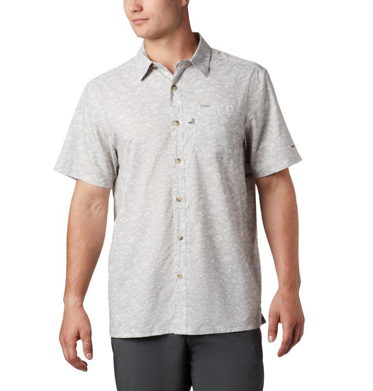 Men's PFG Super Slack Tide™ Camp Shirt – Big Men's PFG Super Slack Tide™ Camp Shirt – Big, front