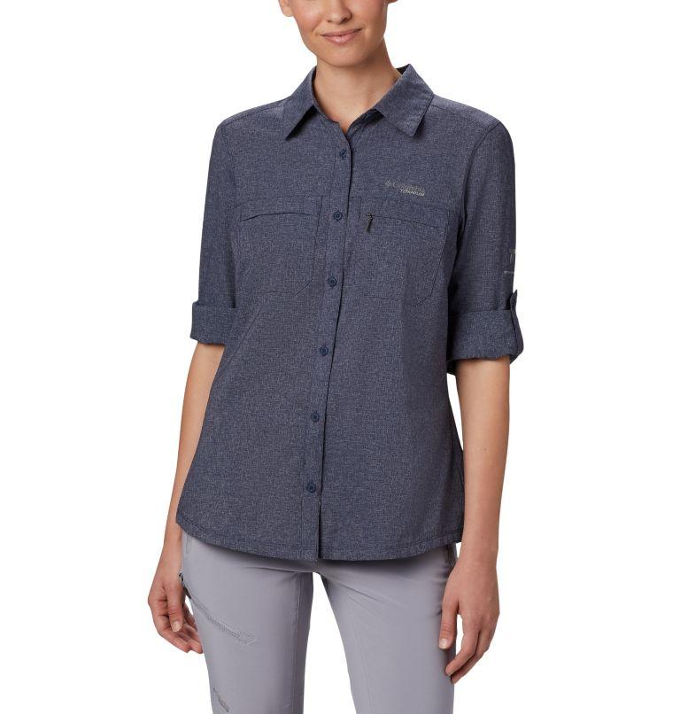 Irico™ Long Sleeve Shirt | 466 | M Women's Irico™ Shirt, Nocturnal Heather, a1