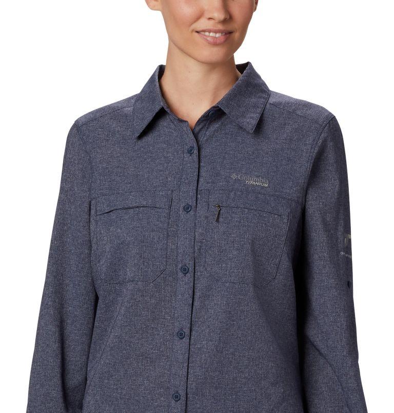 Irico™ Long Sleeve Shirt | 466 | M Women's Irico™ Shirt, Nocturnal Heather, a2