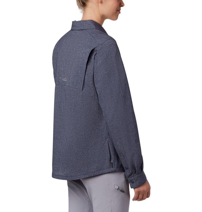 Irico™ Long Sleeve Shirt | 466 | M Women's Irico™ Shirt, Nocturnal Heather, a3