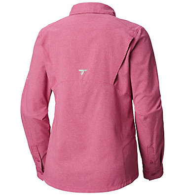 Women's Irico™ Shirt Irico™ Long Sleeve Shirt | 627 | S, Haute Pink Heather, back