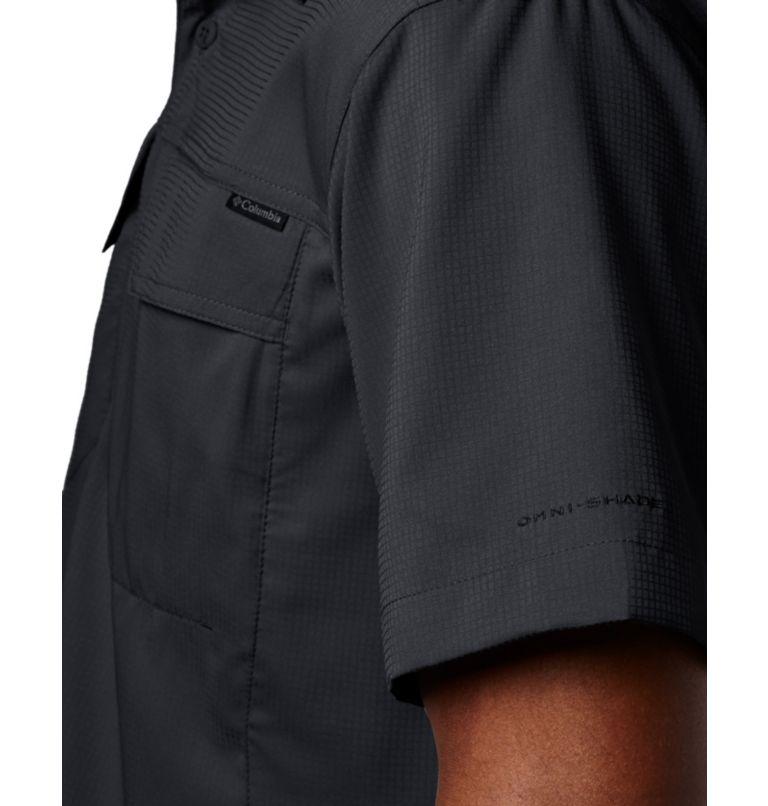 Silver Ridge Lite™ Short Sleeve Shirt | 010 | XL Men's Silver Ridge Lite™ Short Sleeve Shirt, Black, a2