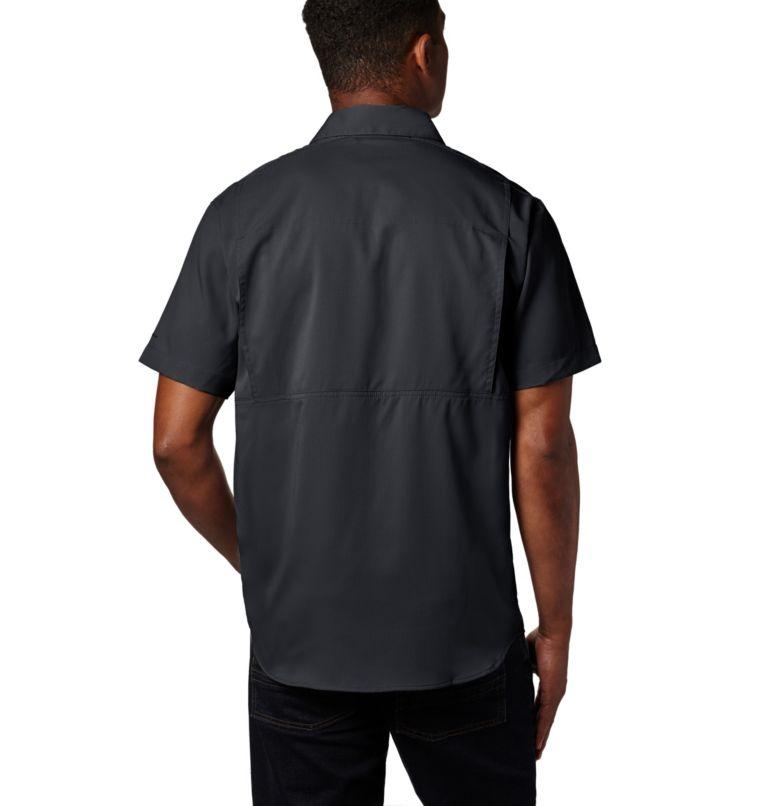 Silver Ridge Lite™ Short Sleeve Shirt | 010 | XL Men's Silver Ridge Lite™ Short Sleeve Shirt, Black, back