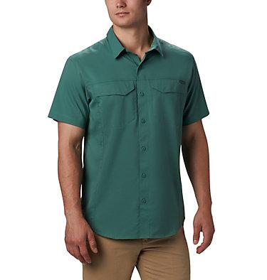 Men's Silver Ridge Lite™ Short Sleeve Shirt Silver Ridge Lite™ Short Sleeve Shirt | 040 | L, Thyme Green, front
