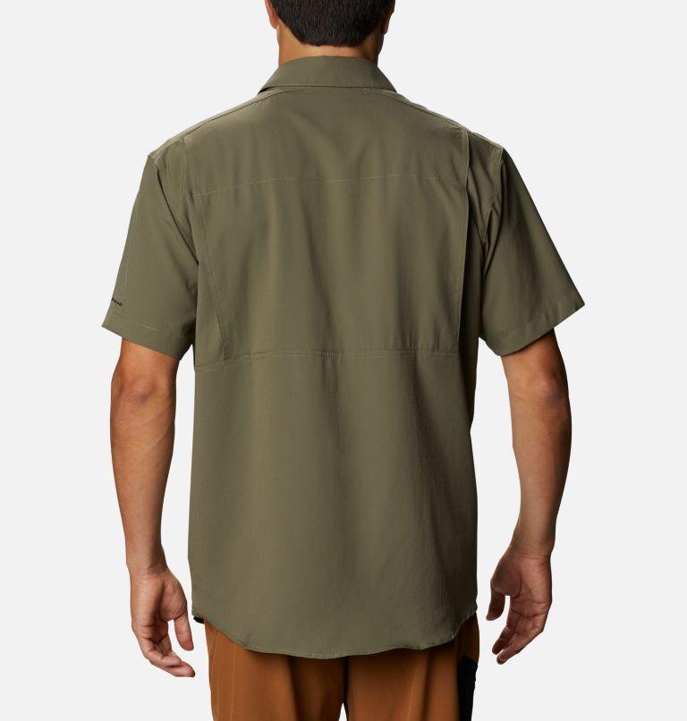 Men's Silver Ridge Lite™ Short Sleeve Shirt Men's Silver Ridge Lite™ Short Sleeve Shirt, back