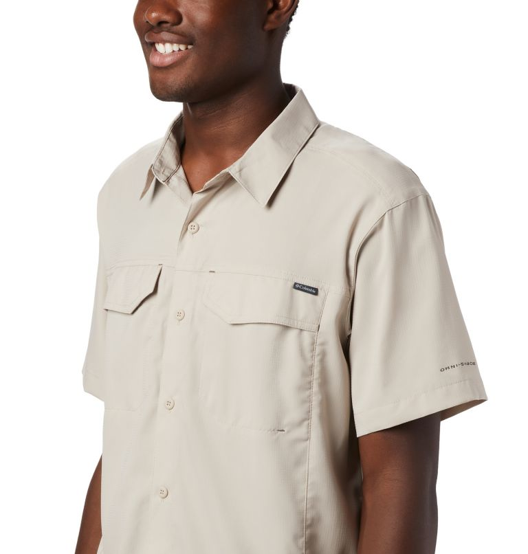 Men's Silver Ridge Lite™ Short Sleeve Shirt - Big Men's Silver Ridge Lite™ Short Sleeve Shirt - Big, a2