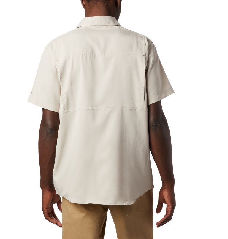 Men's Silver Ridge Lite™ Short Sleeve Shirt - Big Men's Silver Ridge Lite™ Short Sleeve Shirt - Big, back