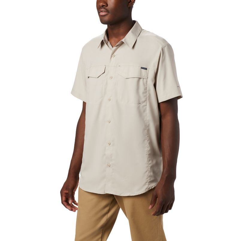 Men's Silver Ridge Lite™ Short Sleeve Shirt - Big Men's Silver Ridge Lite™ Short Sleeve Shirt - Big, front