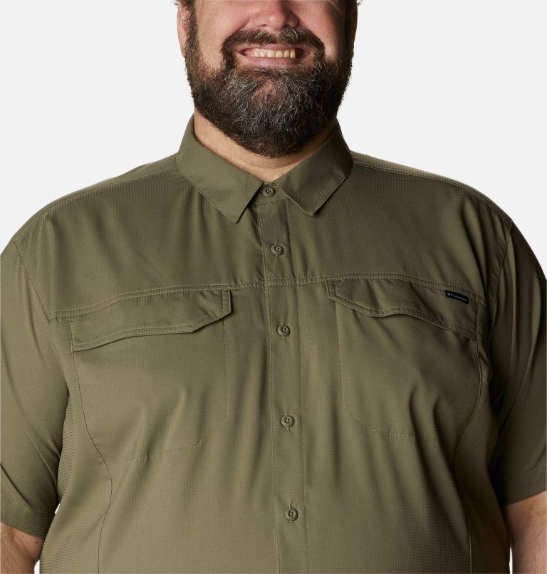 Men's Silver Ridge Lite™ Short Sleeve Shirt - Big Men's Silver Ridge Lite™ Short Sleeve Shirt - Big, a2