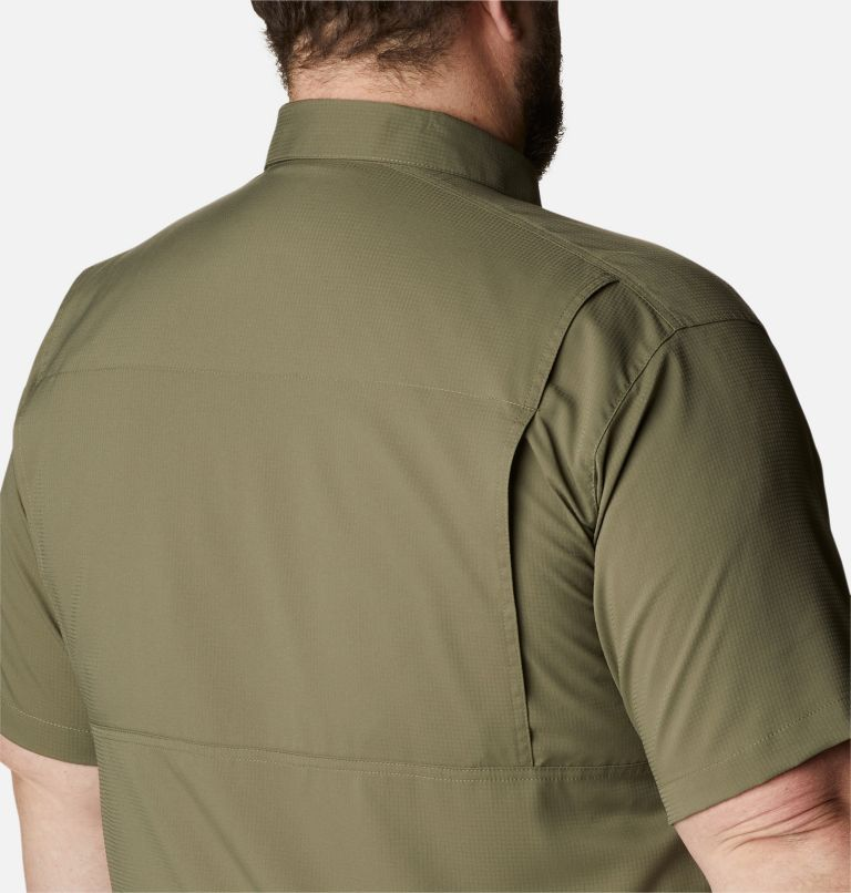 Men's Silver Ridge Lite™ Short Sleeve Shirt - Big Men's Silver Ridge Lite™ Short Sleeve Shirt - Big, a3