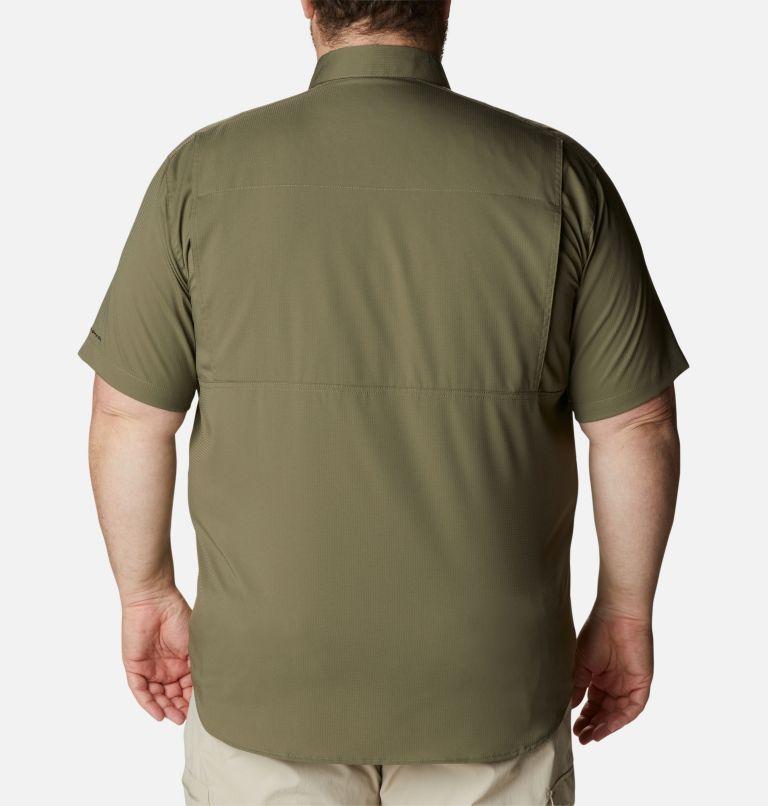 Men's Silver Ridge Lite™ Short Sleeve Shirt - Big Men's Silver Ridge Lite™ Short Sleeve Shirt - Big, back