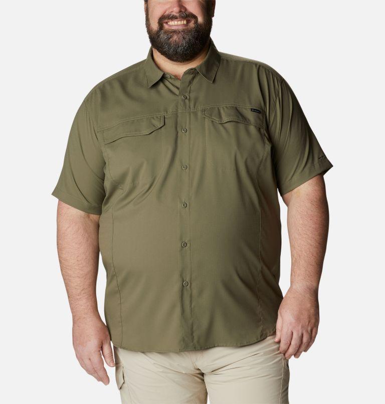Men's Silver Ridge Lite™ Short Sleeve Shirt - Big Men's Silver Ridge Lite™ Short Sleeve Shirt - Big, front