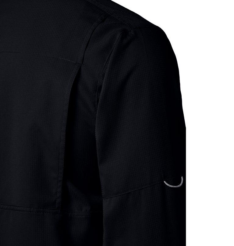 Silver Ridge Lite™ Long Sleeve Shirt | 010 | M Men's Silver Ridge Lite™ Long Sleeve Shirt, Black, a2