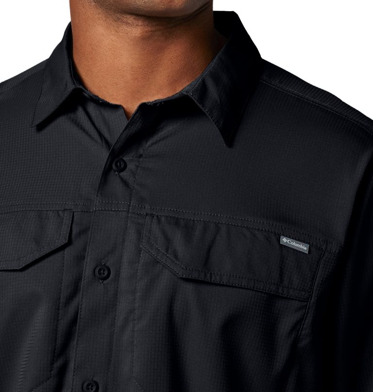 Silver Ridge Lite™ Long Sleeve Shirt | 010 | XL Men's Silver Ridge Lite™ Long Sleeve Shirt, Black, a3