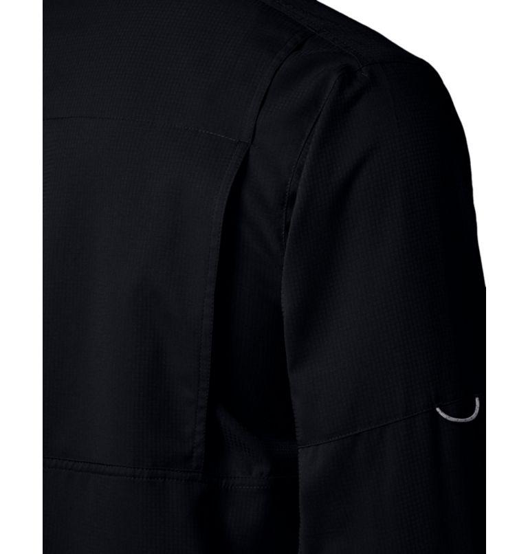 Silver Ridge Lite™ Long Sleeve Shirt | 010 | M Men's Silver Ridge Lite™ Long Sleeve Shirt, Black, a4