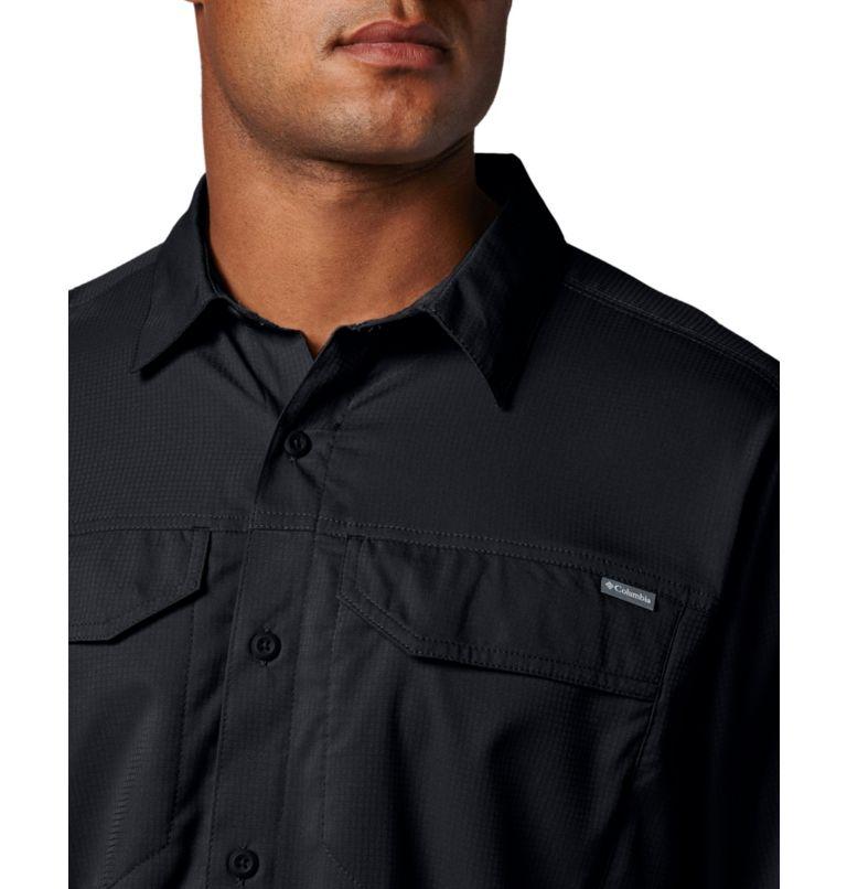 Silver Ridge Lite™ Long Sleeve Shirt | 010 | M Men's Silver Ridge Lite™ Long Sleeve Shirt, Black, a5