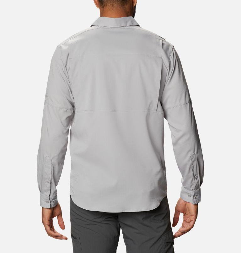 Silver Ridge Lite™ Long Sleeve Shirt   039   M Men's Silver Ridge Lite™ Long Sleeve Shirt, Columbia Grey, back