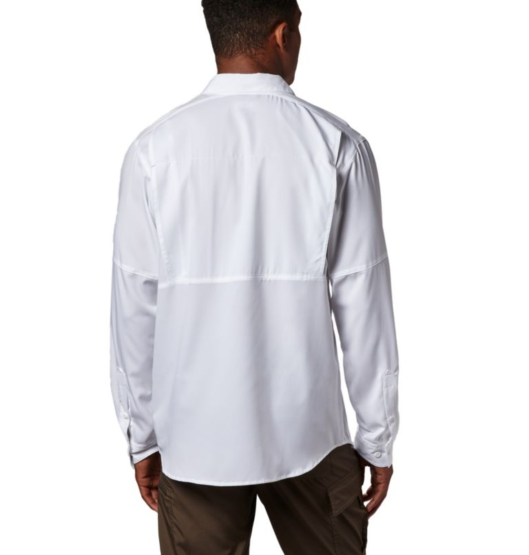 Silver Ridge Lite™ Long Sleeve Shirt | 100 | XL Men's Silver Ridge Lite™ Long Sleeve Shirt, White, a5