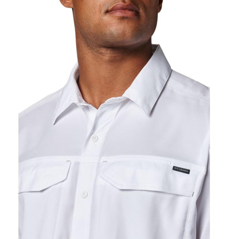 Silver Ridge Lite™ Long Sleeve Shirt | 100 | XL Men's Silver Ridge Lite™ Long Sleeve Shirt, White, a6