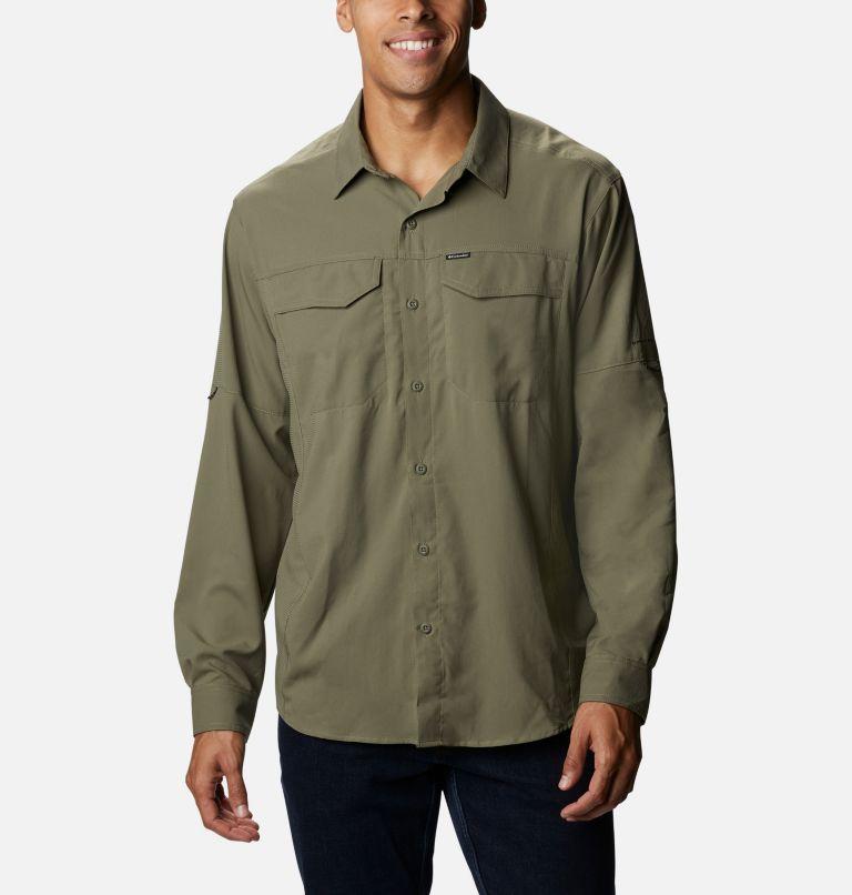 Men's Silver Ridge Lite™ Long Sleeve Shirt Men's Silver Ridge Lite™ Long Sleeve Shirt, front