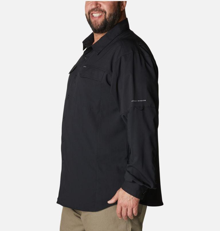 Chemise à manches longues Silver Ridge Lite™ pour homme - Tailles fortes Chemise à manches longues Silver Ridge Lite™ pour homme - Tailles fortes, a1