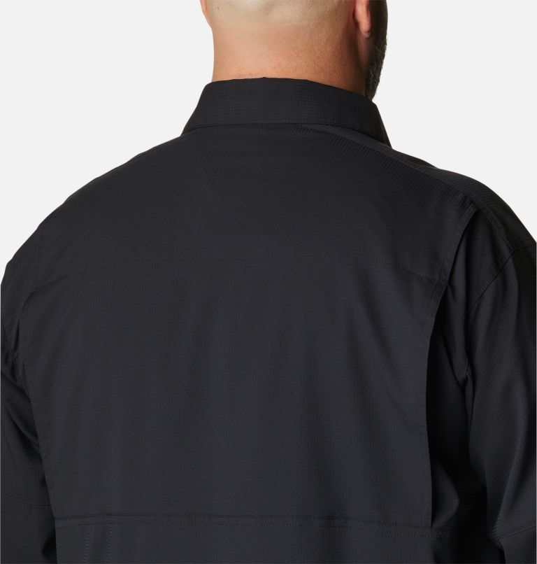 Men's Silver Ridge Lite™ Long Sleeve Shirt - Big Men's Silver Ridge Lite™ Long Sleeve Shirt - Big, a3