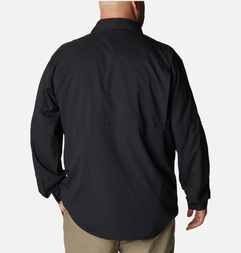 Men's Silver Ridge Lite™ Long Sleeve Shirt - Big Men's Silver Ridge Lite™ Long Sleeve Shirt - Big, back