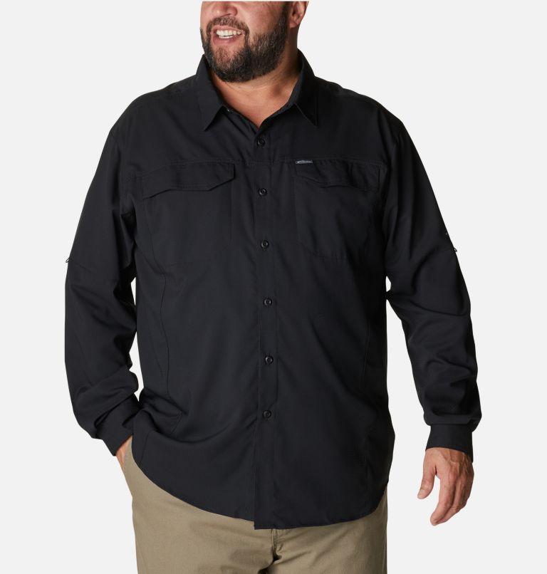 Chemise à manches longues Silver Ridge Lite™ pour homme - Tailles fortes Chemise à manches longues Silver Ridge Lite™ pour homme - Tailles fortes, front
