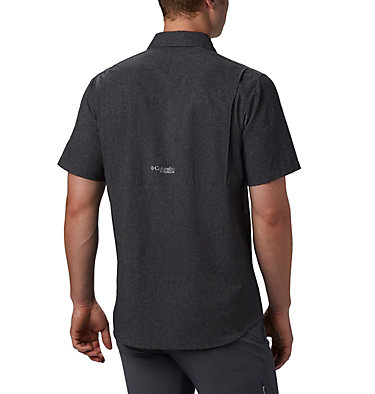 Men's Irico™ Short Sleeve Shirt Irico™ Men's Short Sleeve Shirt | 012 | M, Black, back