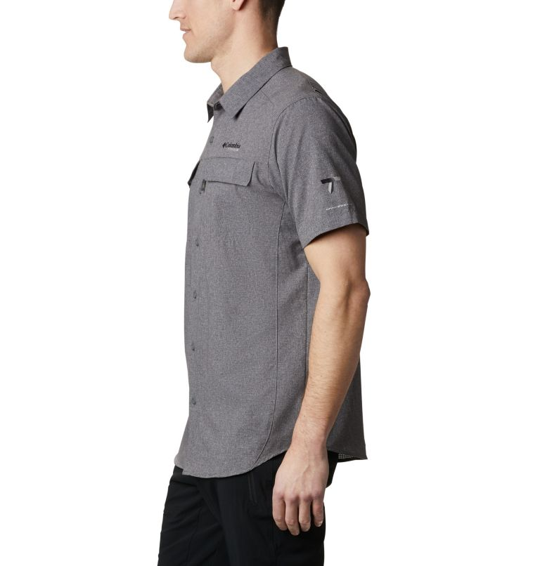 Irico™ Men's Short Sleeve Shirt | 023 | XL Men's Irico™ Short Sleeve Shirt, City Grey, a1