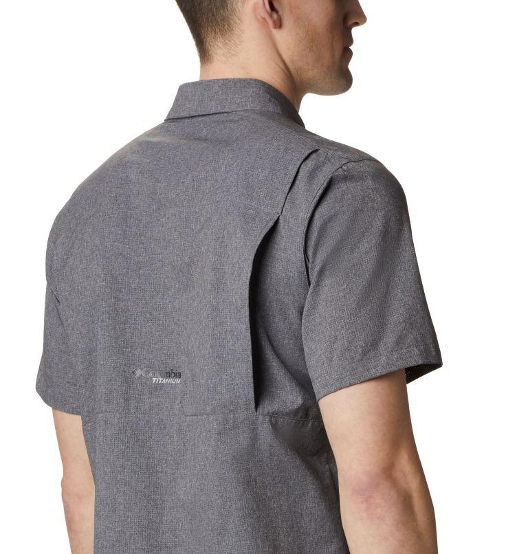 Irico™ Men's Short Sleeve Shirt | 023 | XL Men's Irico™ Short Sleeve Shirt, City Grey, a3
