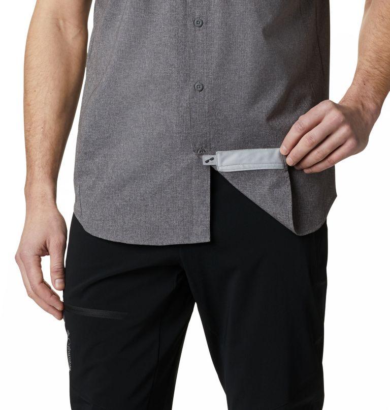Irico™ Men's Short Sleeve Shirt | 023 | XL Men's Irico™ Short Sleeve Shirt, City Grey, a4