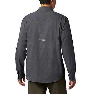 Men's Irico™ Long Sleeve Shirt Irico™ Men's Long Sleeve Shirt   023   L, Black, back