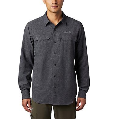 Men's Irico™ Long Sleeve Shirt Irico™ Men's Long Sleeve Shirt   023   L, Black, front