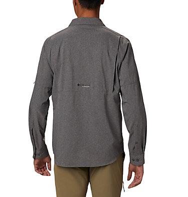Men's Irico™ Long Sleeve Irico™ Men's Long Sleeve Shirt | 835 | XL, City Grey, back