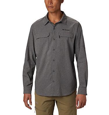 Men's Irico™ Long Sleeve Irico™ Men's Long Sleeve Shirt | 835 | XL, City Grey, front