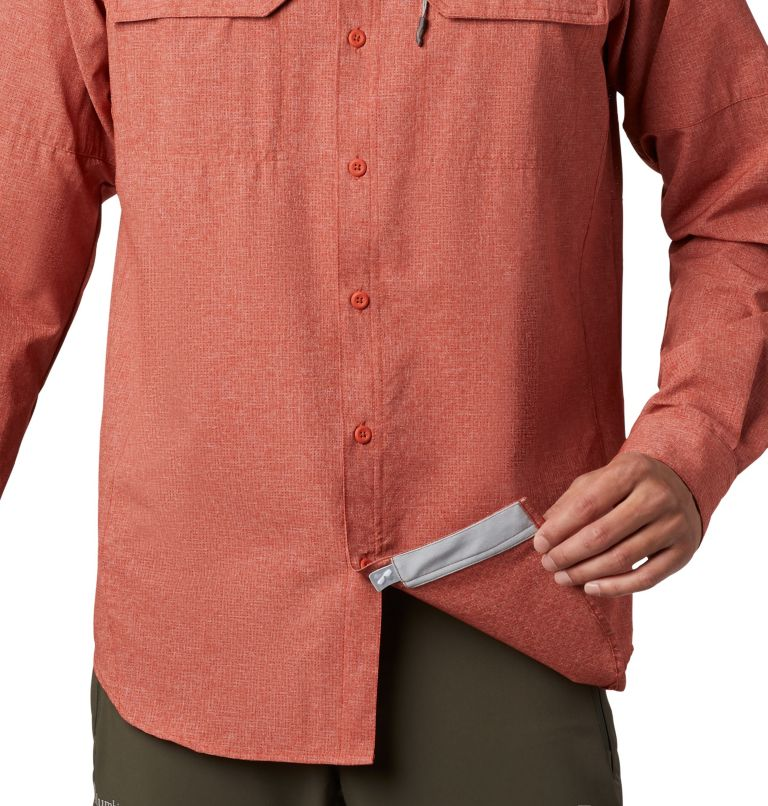 Irico™ Men's Long Sleeve Shirt | 835 | S Chemise Irico™ Homme, Carnelian Red, a5