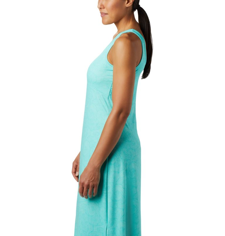 Freezer™ Maxi Dress   356   L Women's PFG Freezer™ Maxi Dress, Dolphin Seaside Swirls Print, a2