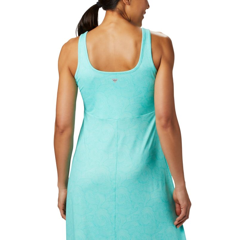 Freezer™ Maxi Dress   356   L Women's PFG Freezer™ Maxi Dress, Dolphin Seaside Swirls Print, a3