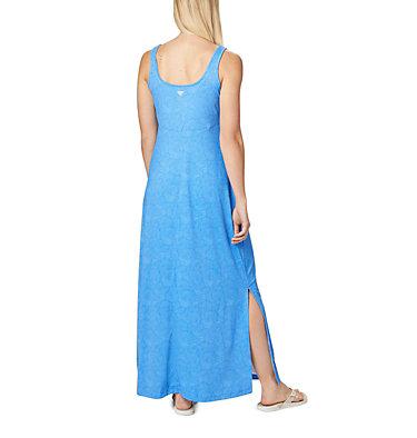 Women's PFG Freezer™ Maxi Dress Freezer™ Maxi Dress | 658 | S, Stormy Blue Seaside Swirls Print, back