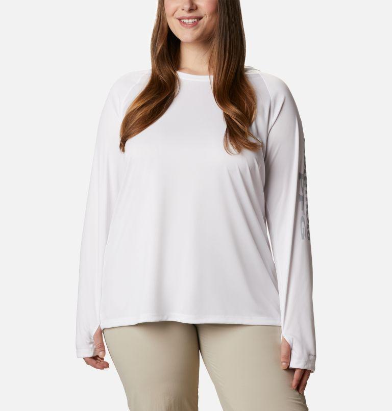 Pull à capuchon PFG Tidal Tee™ pour femme - Grandes tailles Pull à capuchon PFG Tidal Tee™ pour femme - Grandes tailles, front