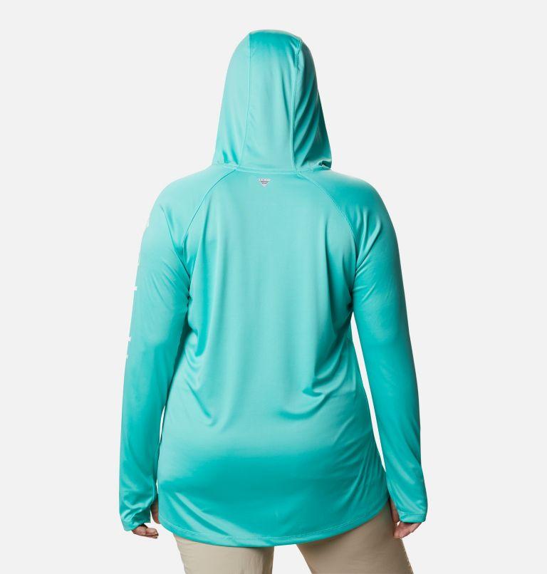 Women's PFG Tidal Tee™ Hoodie - Plus Size Women's PFG Tidal Tee™ Hoodie - Plus Size, back