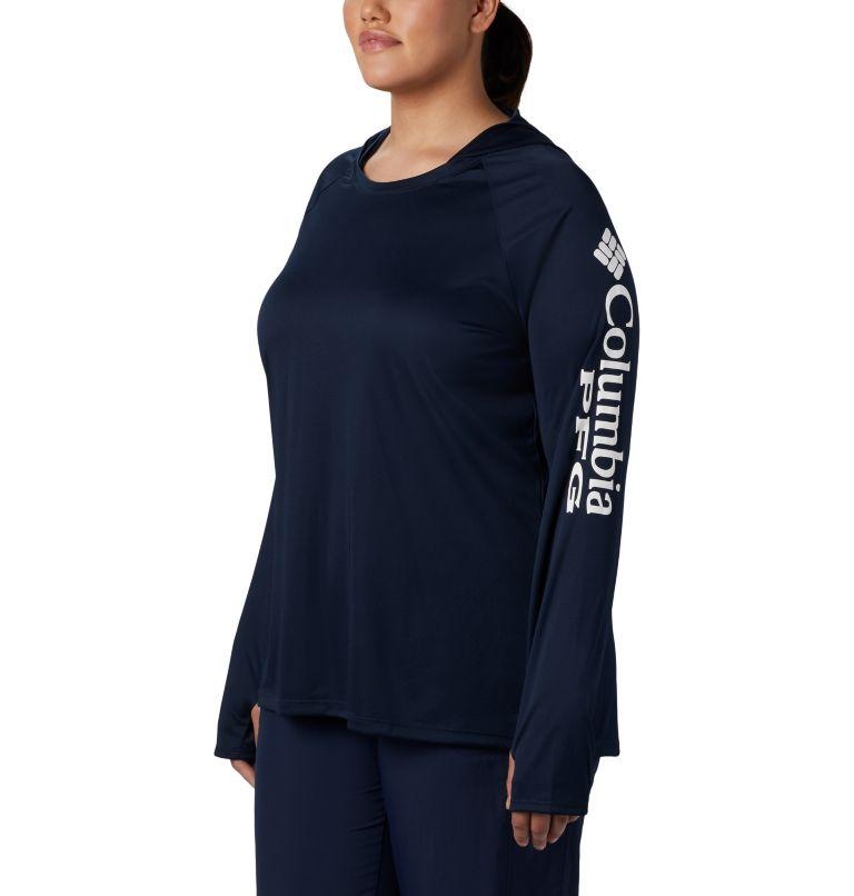 Women's PFG Tidal Tee™ Hoodie - Plus Size Women's PFG Tidal Tee™ Hoodie - Plus Size, front