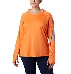 Women's PFG Tidal Tee™ Hoodie - Plus Size