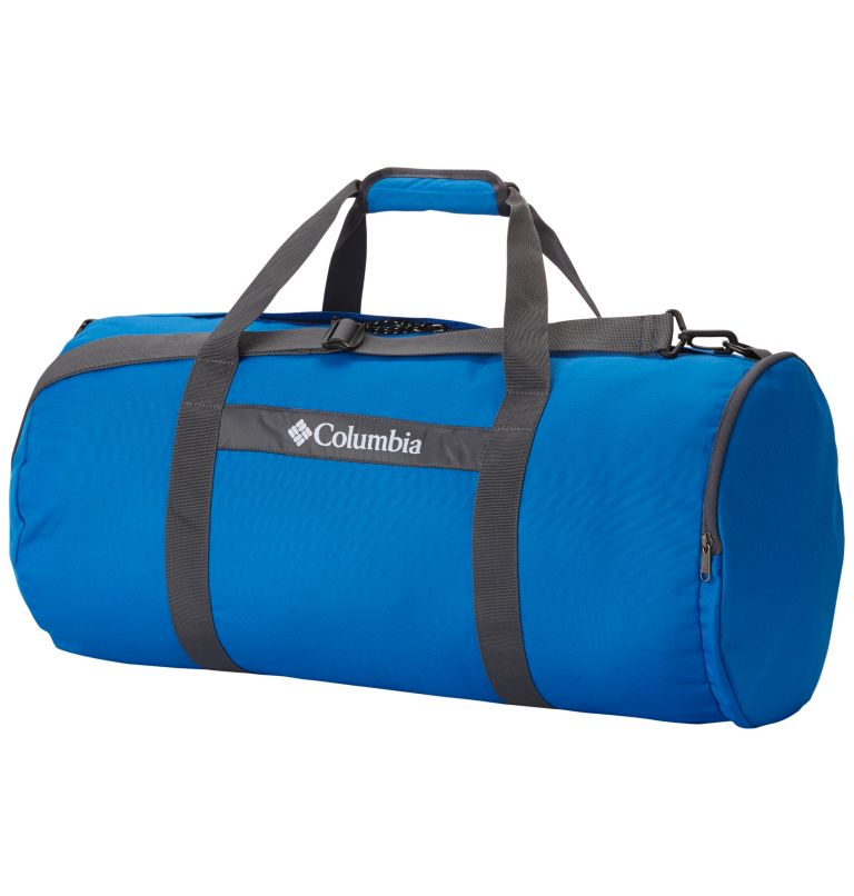 Barrelhead™ MD Duffel Bag | 438 | O/S Barrelhead™ Medium Duffel Seesack Unisex, Super Blue, Graphite, front