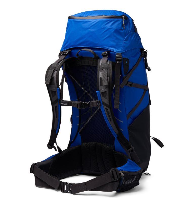 Trail Elite™ 55L Backpack   437   O/S Trail Elite™ 55L Backpack, Azul, Shark, back